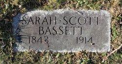 Sarah <i>Scott</i> Bassett