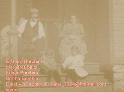 Richard E Burchim