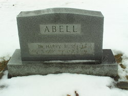 Dr Harry Russell Abell