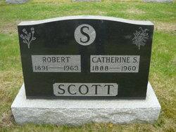 Catherine S Scott