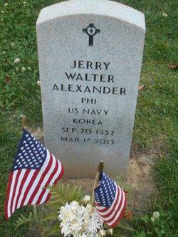 Jerry Walter Alexander