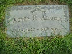 Agnes F. Allison