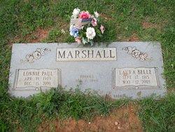 Laura Belle <i>Myers</i> Marshall