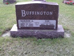 Darlene Ann <i>Blumeyer</i> Buffington