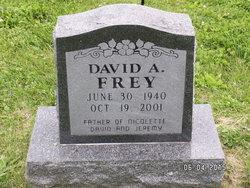 David A Frey