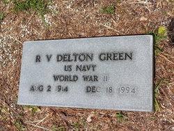 R. V. Delton Green