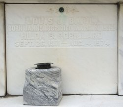 Louis Joseph Baril, Jr