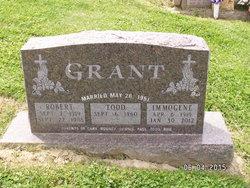 Robert U Grant
