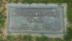 Olive Aurora <i>Kline</i> Clark