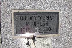 Thelma Curly <i>Jacquinot</i> Walsh