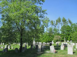 West New Portland Cemetery