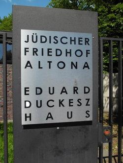 J�discher Friedhof Altona