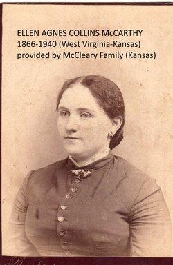 Ellen Agnes <i>Collins</i> McCarthy