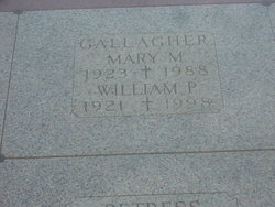 Mary Butler Gallagher