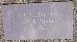 Gregory D. Ahlstrom