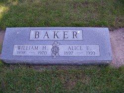 Alice Evelyna <i>Hanley</i> Baker