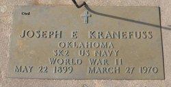 Joseph E. Kranefuss