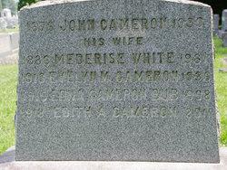 Edith A. Cameron