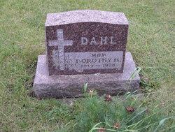 Dorothy Myrle <i>Thompson</i> Dahl