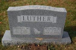Madeline M <i>Crist</i> Luther