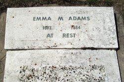 Emma Maria <i>Gardiner</i> Adams