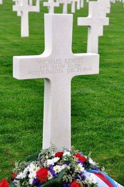 Pvt Michael Kempel