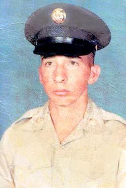 Sgt Ernest Serna