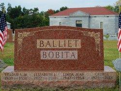 Elizabeth Betty <i>Eckhart</i> Bobita