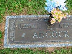 Mary <i>Caskey</i> Adcock
