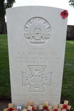 Capt Clarence Smith Jeffries