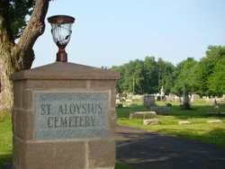 Saint Aloysius Church Cemetery