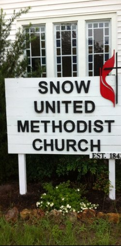 Snow Methodist Church Cemetery