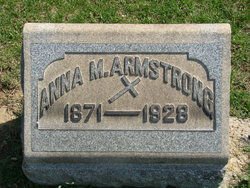 Anna M. Armstrong