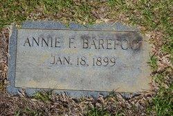 Annie F Barefoot