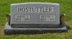 Hettie V <i>Mayfield</i> Hostuttler