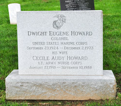 COL Dwight Eugene Gene Howard