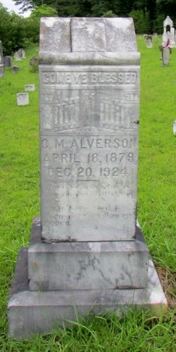 Charles Marvin Alverson