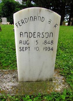 Ferdinand B. R. Anderson