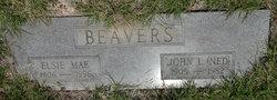 Elsie Mae <i>Greenhill</i> Beavers