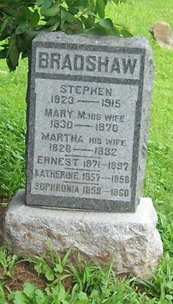 Saphronia Bradshaw