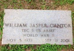 William Jasper Cantor