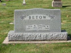Ida May <i>Westrum</i> Betow