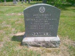 Esther Y. <i>Tuttle</i> Daniels