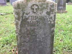 Freddie R Smith