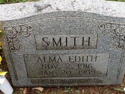 Alma Edith Smith