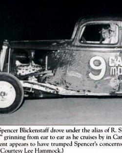 R Spencer Blickenstaff