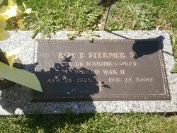 Roy E Sterner, Sr