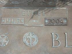 Ethel Margaret <i>Miles</i> Blaylock