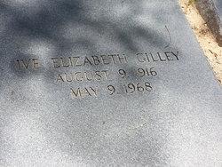 Ive Elizabeth <i>Mott</i> Gilley