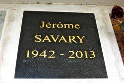 J�r�me Savary